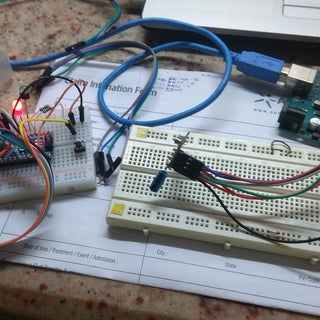 Arduino and NRF24L01
