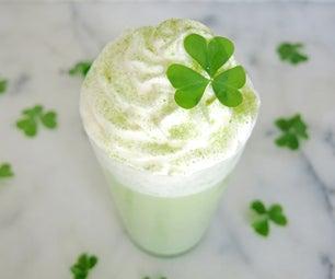 Shamrock Frappuccino Recipe