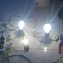 How to make Blinking Light Bulbs with Lamp Starters