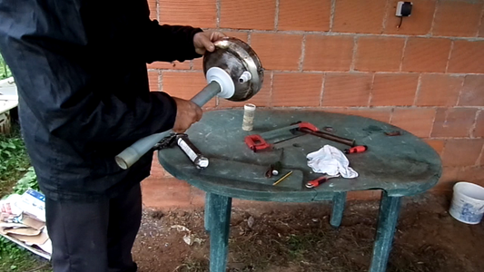 Automatic Drinking Fountain Construction