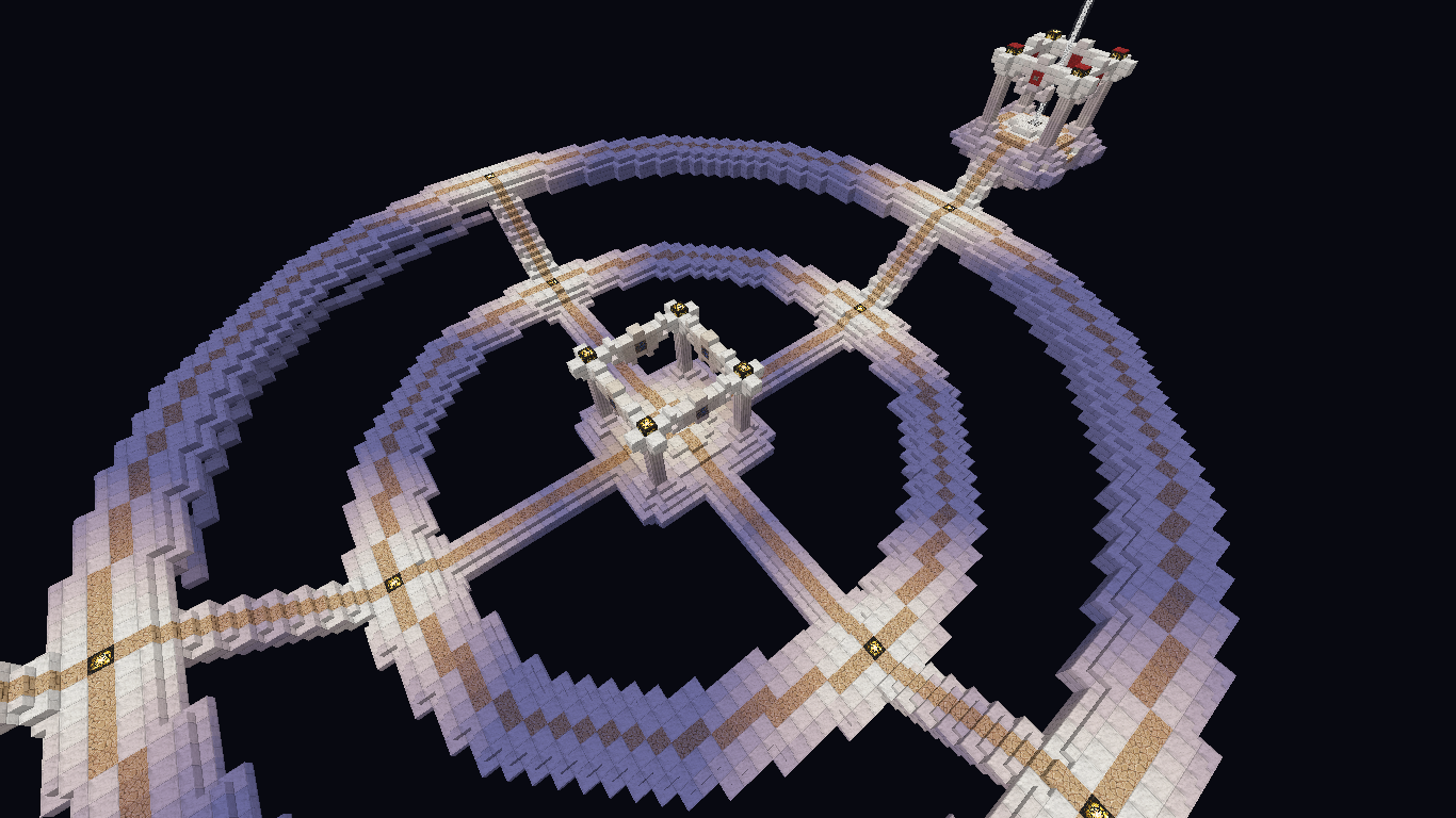 Minecraft Map: Control Point 2 [A Sneak Peak]
