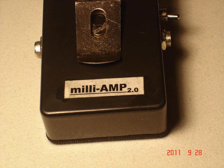 Finishing Touches: Amp