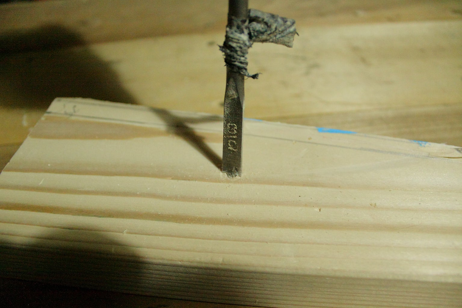 Hiding Screw Heads With Plugs