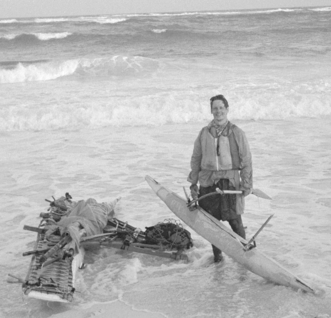 Wreck a Canoe in Surf