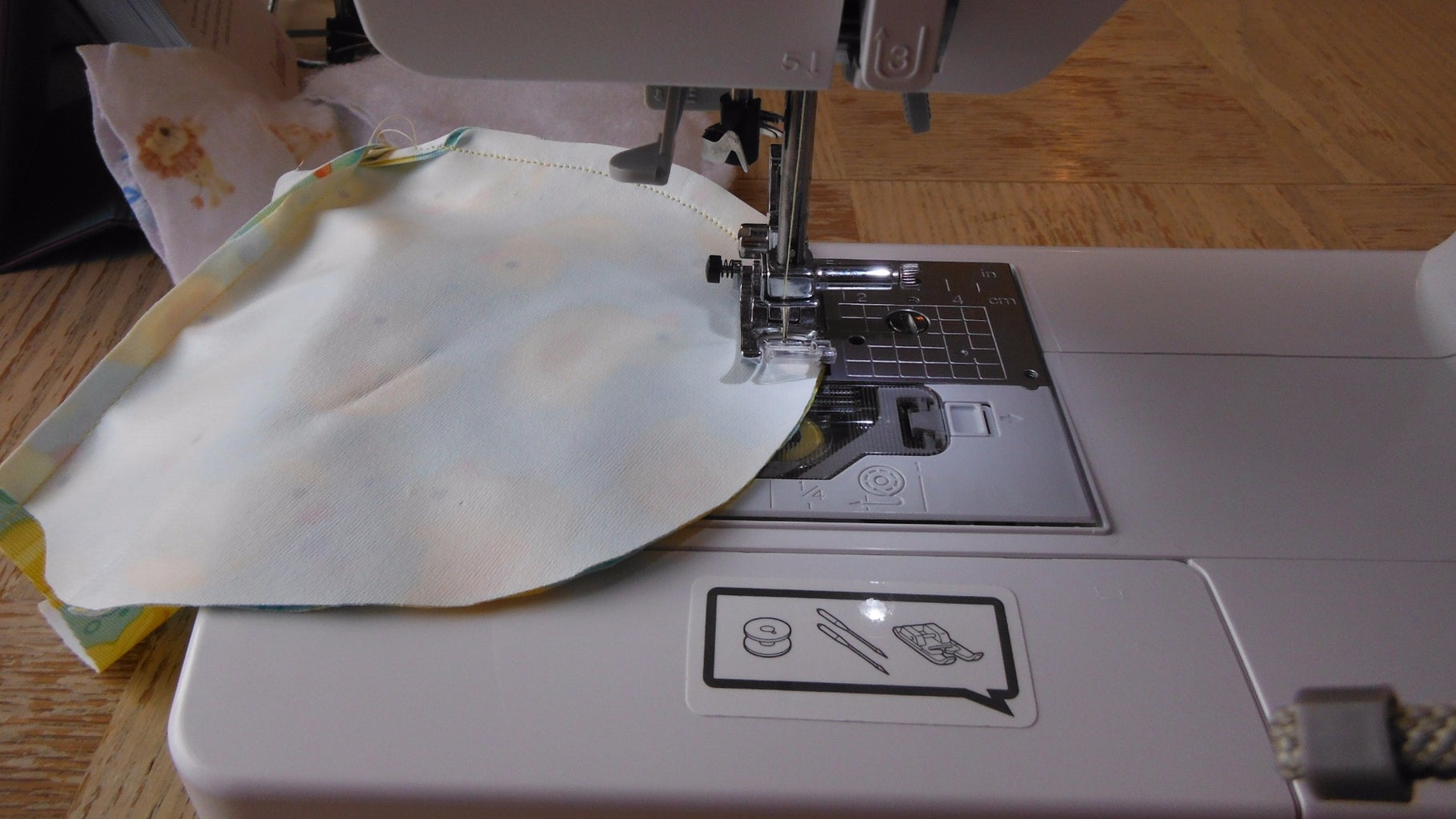 Sew Together the PUL Shell