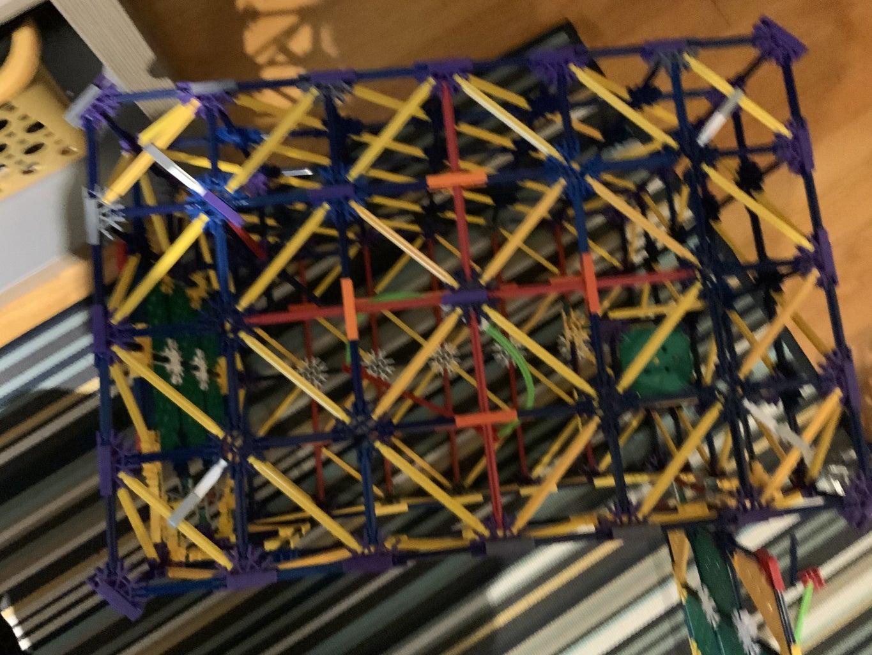 Knex Bird Cage