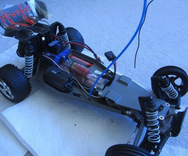 Traxxas Bandit Motor Replacement