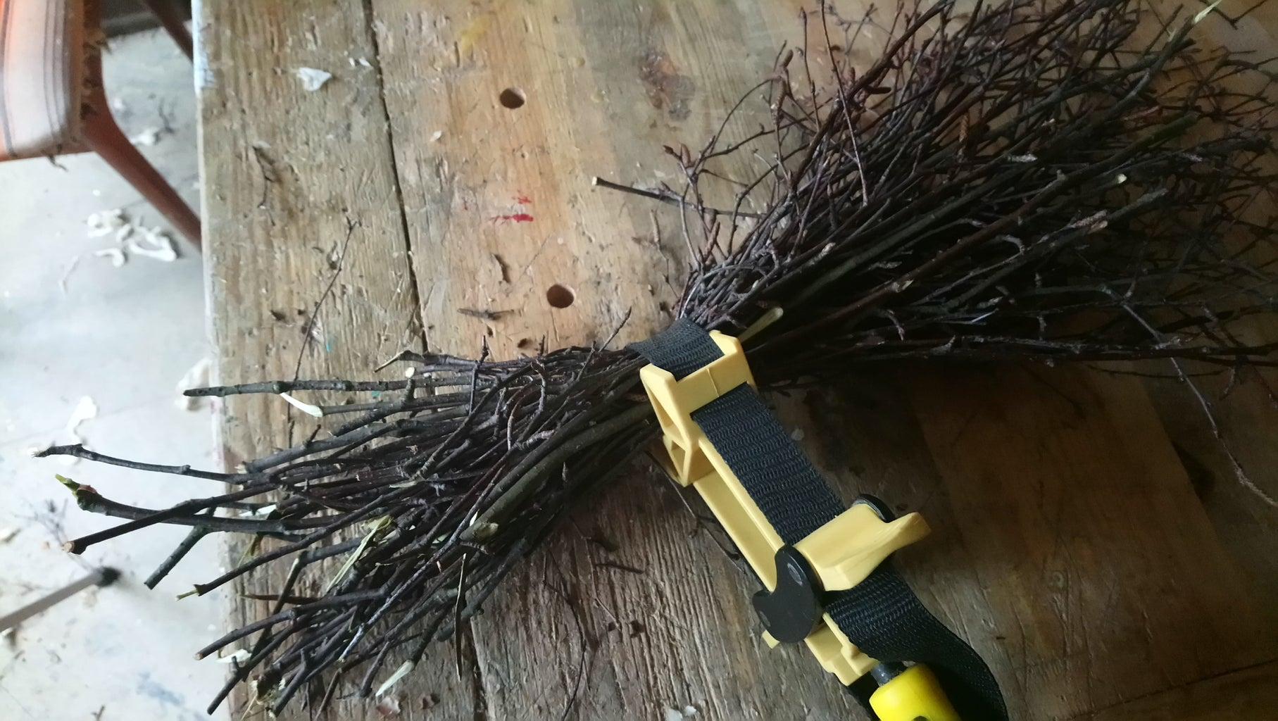 Making the Brush