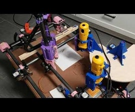 DIY Automatic Tool Changer for MPCNC
