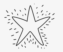 Rubber Band Star (Fidget Activity)