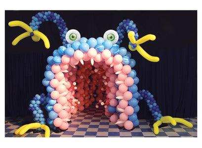 Monster Balloon Tunnel