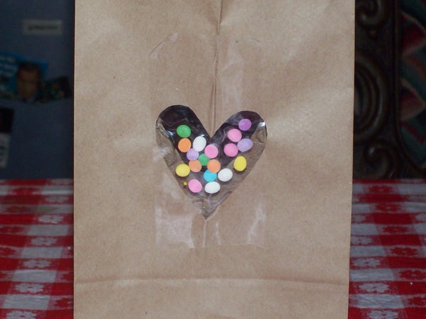 5 Minute Decorative Window Gift Bag EZ!
