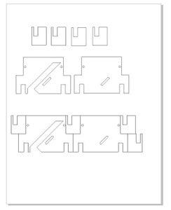 Laser Cut Mat Cutter