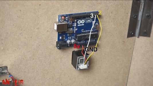 Wiring & Circuit Setup (Circuit Diagram)