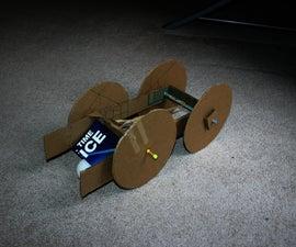 Cardboard Ball Chaser