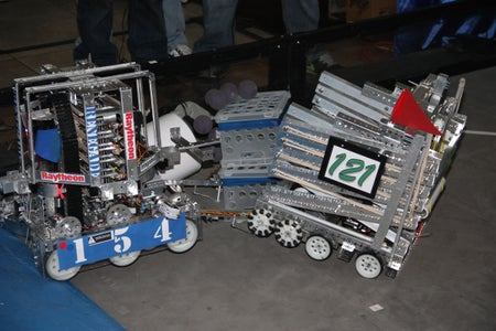 154 Renegade Robotics