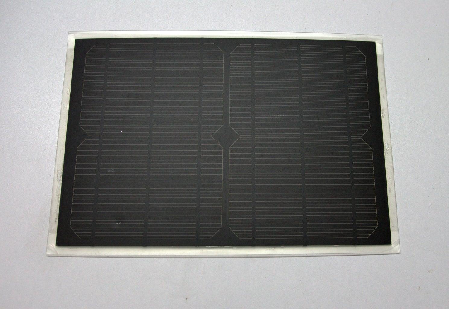 Solar Panel Selection