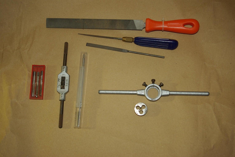 Gathering Tools: Metal Working