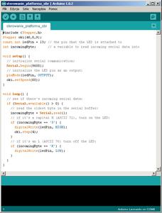 Arduino + IDE