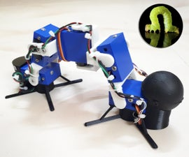 Inchworm Robot - Modular, Move Allsides With BT App