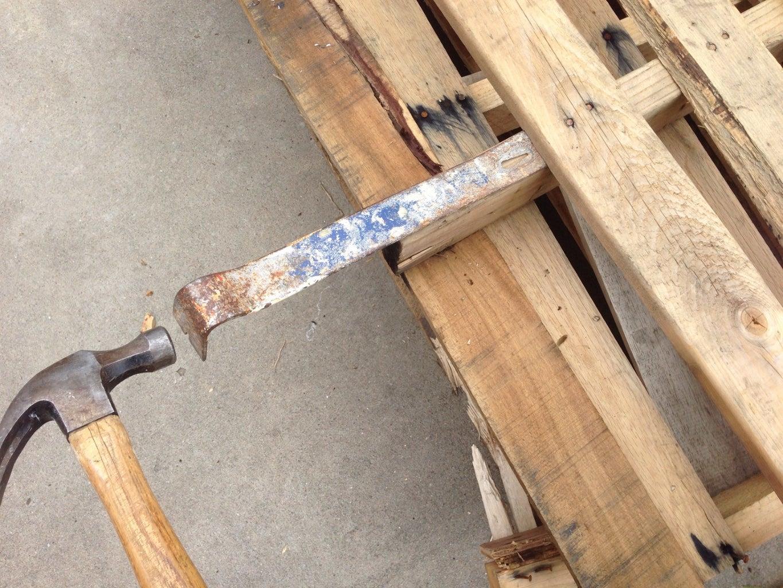 Dismantling Your Pallets