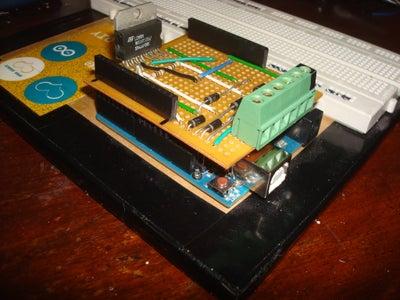 Arduino L298 Motor Shield