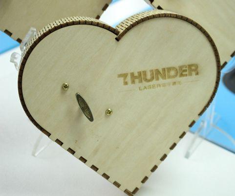 A Music Box by Laser Cut