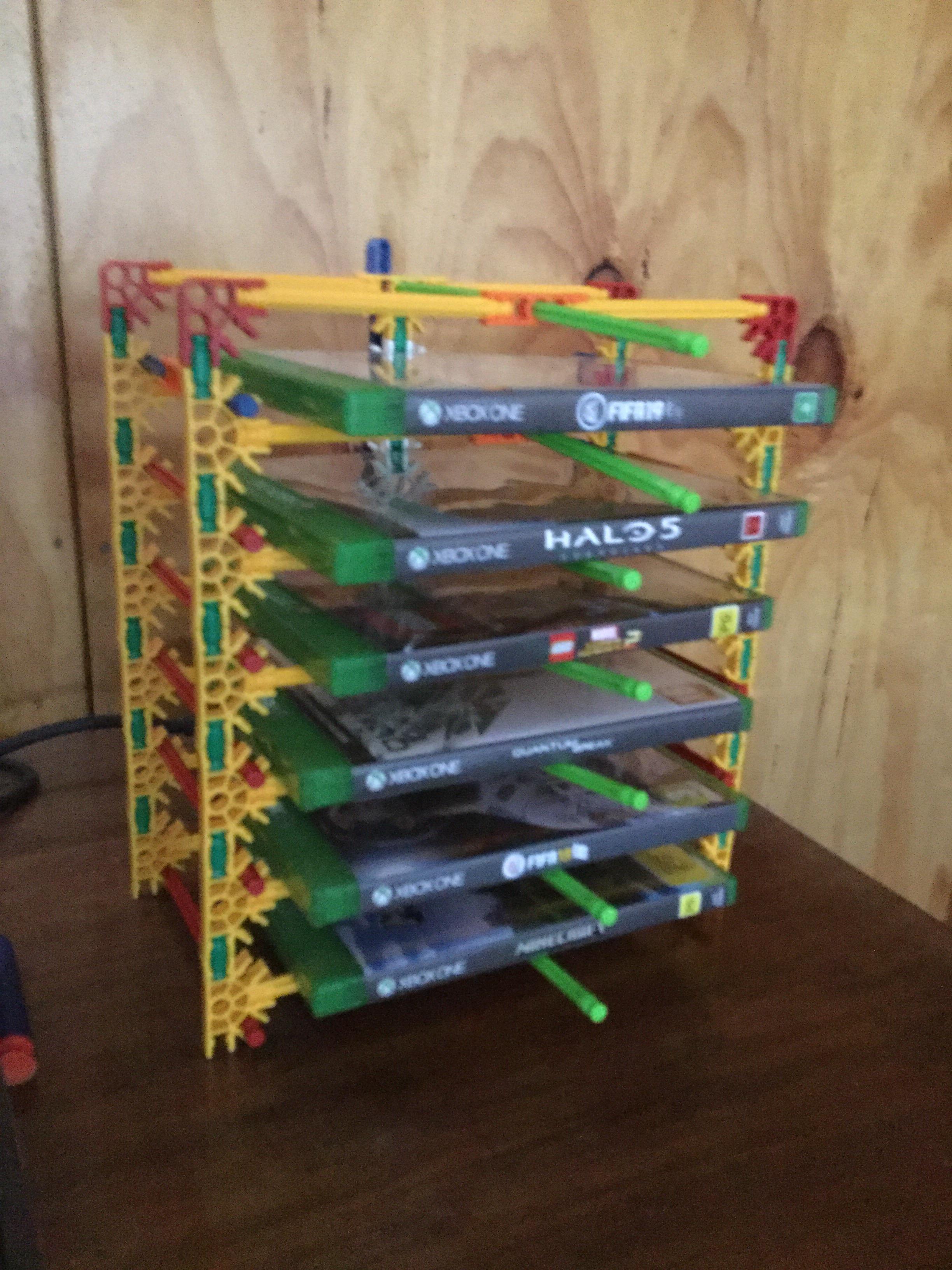 Knex CD Holder/rack