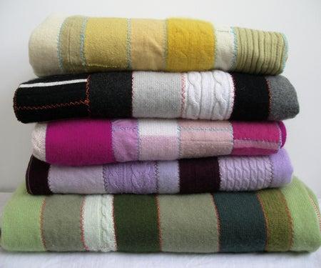 Cashmere Patchwork Quilt