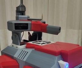Autonomous Robotic Defense System