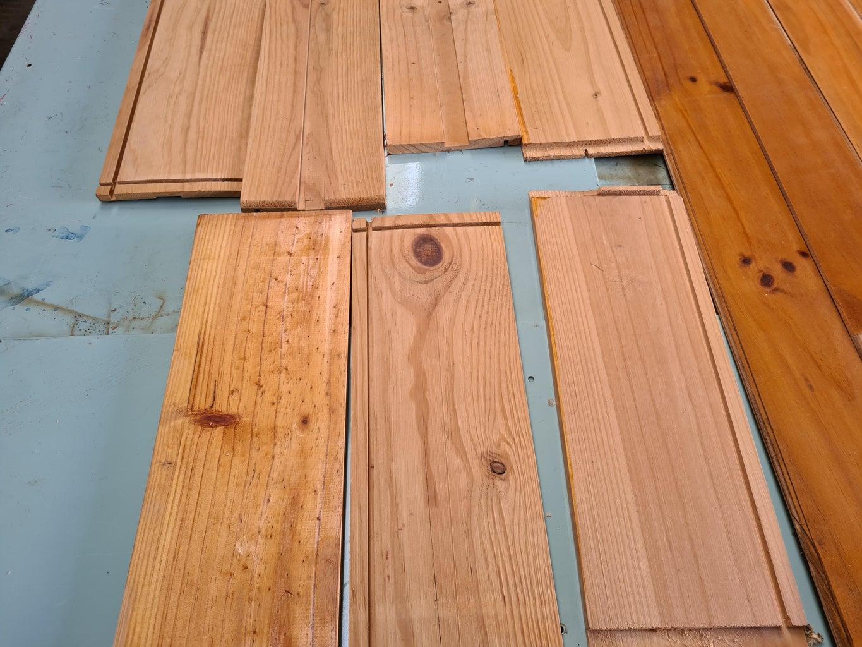 Find Suitable Wood
