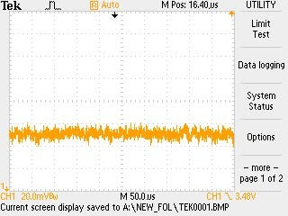 3.3V Output With a Load of 330mA