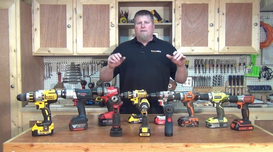 How to Choose the Correct Drill for You