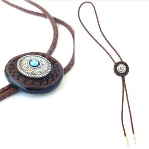 How to Make a Leather Bolo Tie