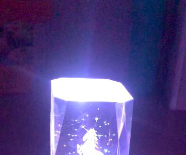 Crystal Horse