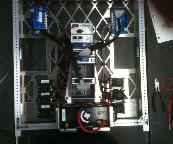FRC Robot Wiring