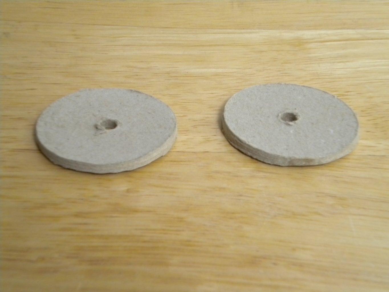 Cut & Sand Circles