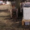 Compost Barrel, 3 stage