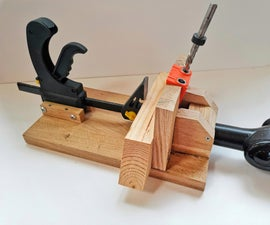 Pocket Hole Jig Station. DIY. Cheap and Simple