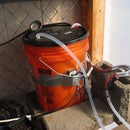 Coffee maker heater for seed starting
