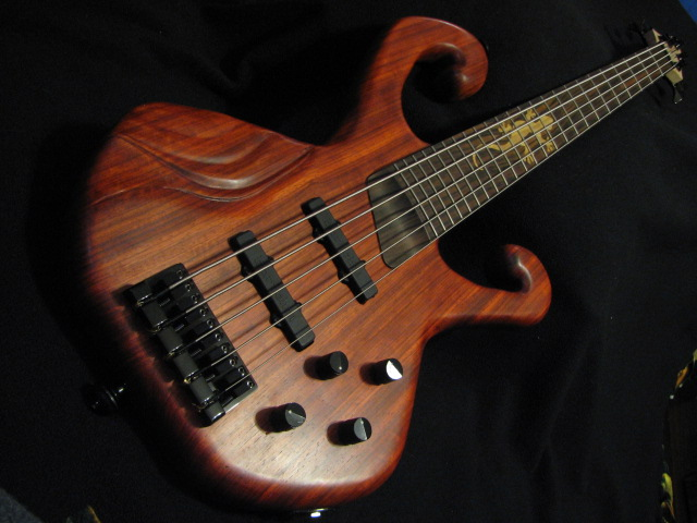How to Build a 5-String Bass Guitar