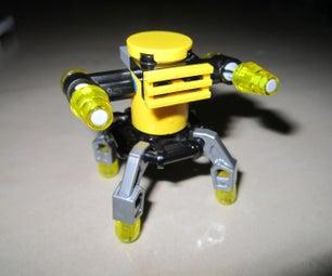 LEGO Octobot