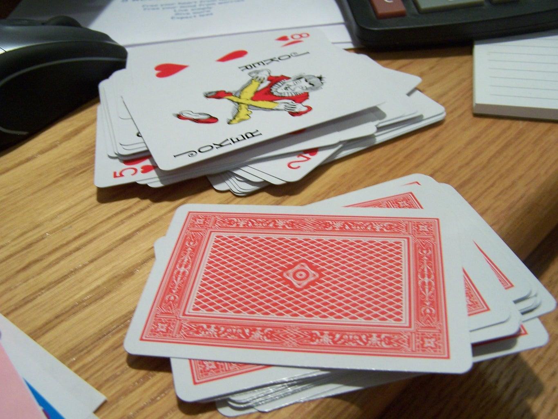 The Choosing of the Choosen Card
