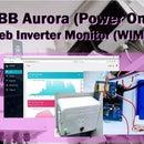 Inverter Aurora ABB (Power One) Web Monitor (WIM) With Esp8266