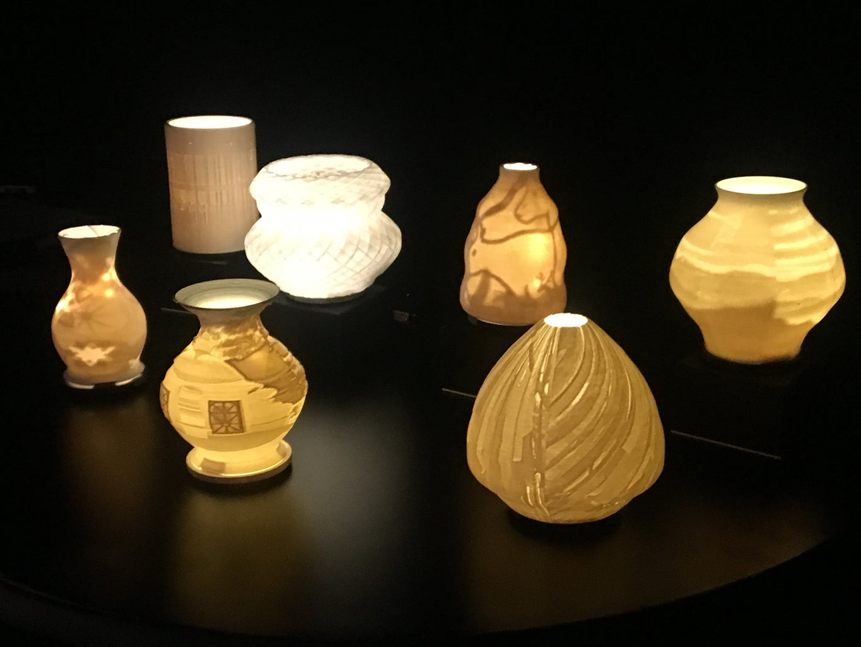 Lithobox: 3D Printed Radial Lithophanes