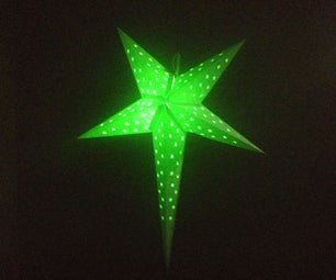 Ipad Controlled Christmas Star Lantern With Arduino