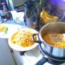 One Pot Star Pasta