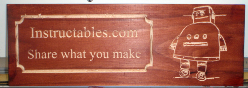 Digital Manufacturing - CNC Signs Project