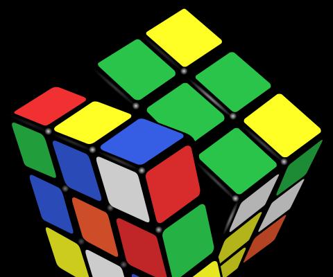 Rubik's Cube Solving (Faster & Simpler)