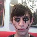 How to: Andy Sixx make up